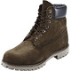 "Timberland Icon 6"" Premium Shoes Men Dark Chocolate Nubuck"